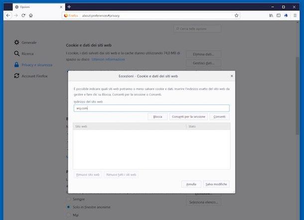 Come navigare gratis nei siti a pagamento