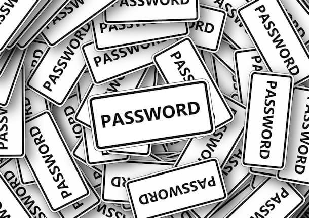 Come leggere password asterischi