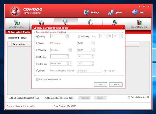 Come ripristinare computer