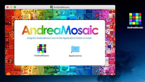 Come creare una foto mosaico
