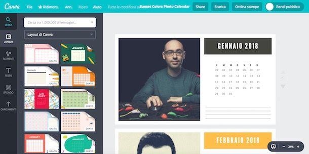 Calendario Fotografico Personalizzato.Come Creare Calendari Personalizzati Salvatore Aranzulla