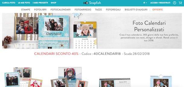 Cartoline Ch Calendario.Come Fare Calendari Con Foto Salvatore Aranzulla