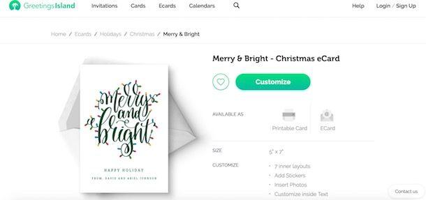 Biglietti Di Natale On Line.Come Fare Bigliettini Di Natale Salvatore Aranzulla