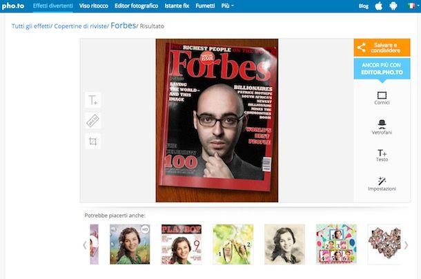 Come creare copertina di una rivista