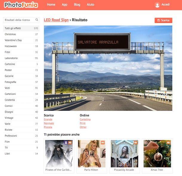 Come creare fotomontaggi online gratis