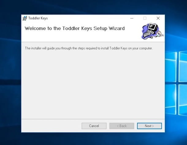 Come bloccare mouse e tastiera