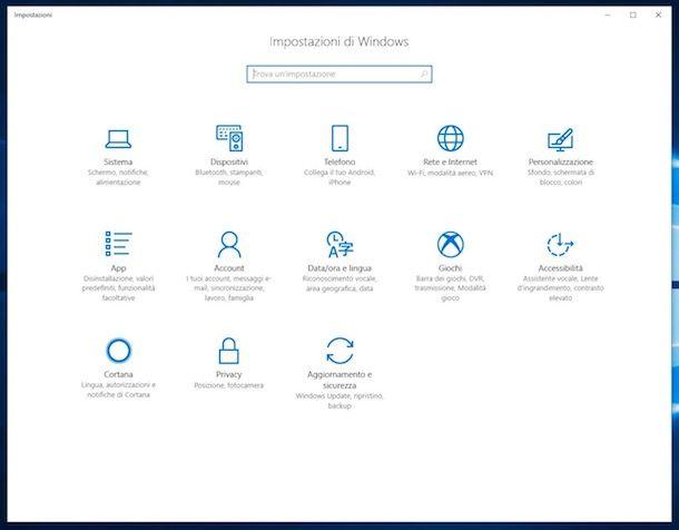 Come cambiare lo sfondo del Desktop in automatico