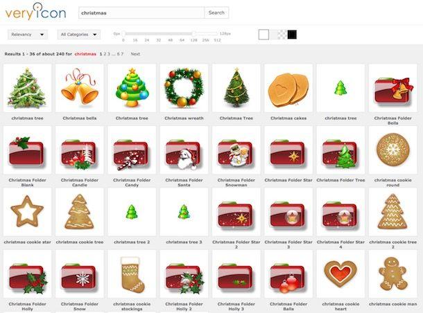 Addobbare il PC per Natale: sfondi e icone