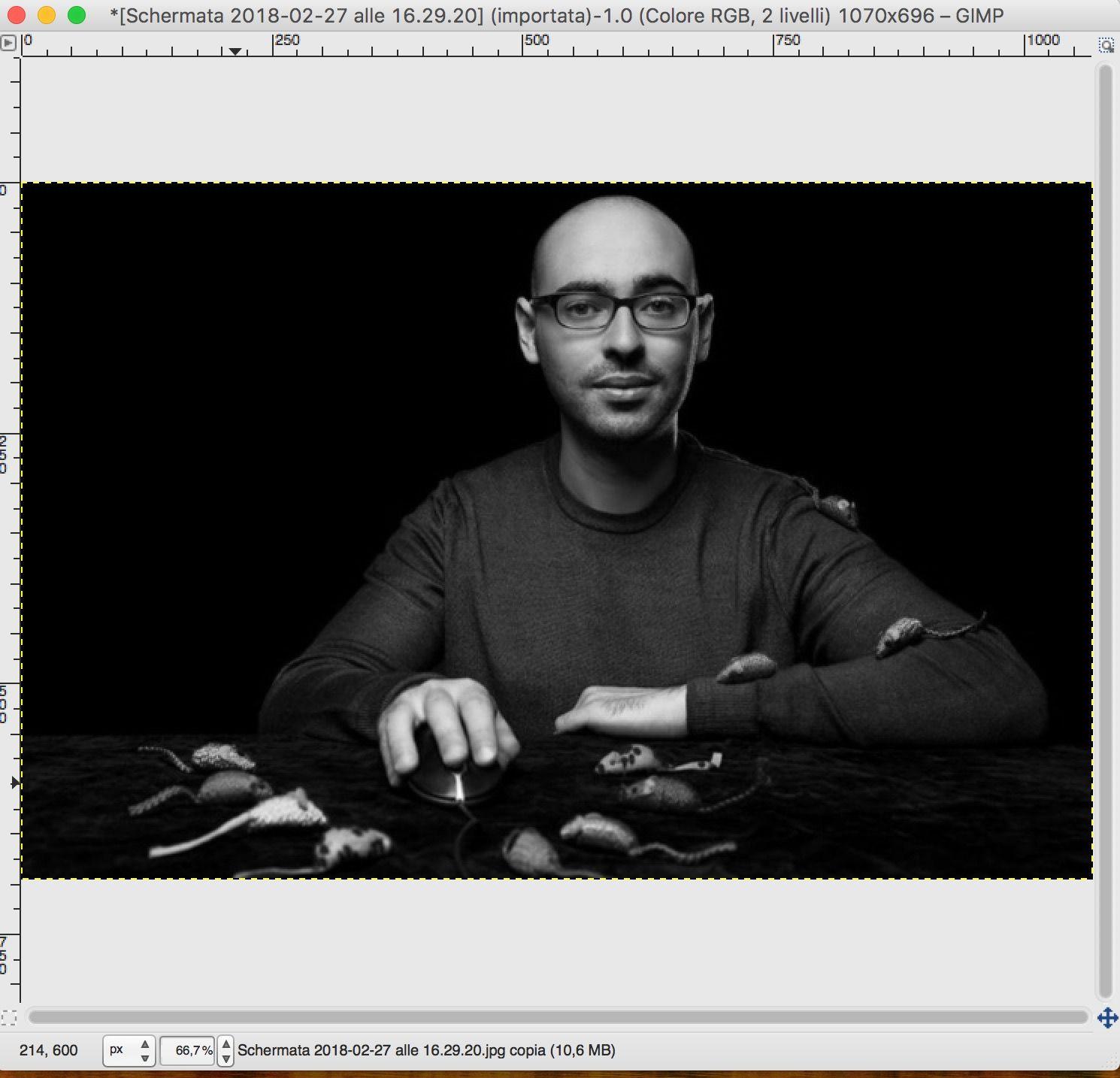 Come Creare Foto In Bianco E Nero Con Un Particolare Colorato