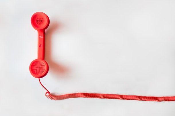 Cornetta telefonica
