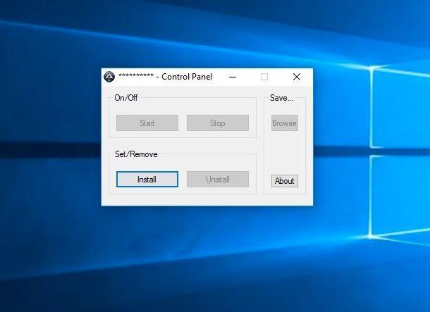 Come copiare chiavetta USB di nascosto