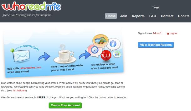 Esempio prima email online dating