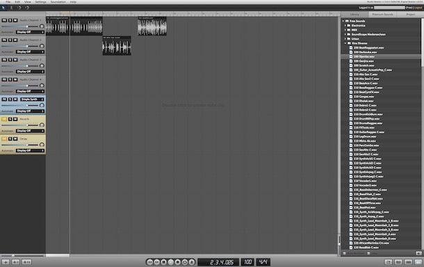 Come creare basi musicali