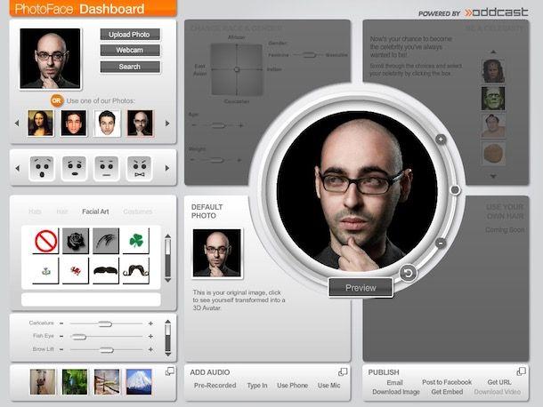 Come creare proprio avatar