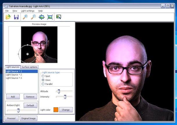 Come fare effetti alle foto