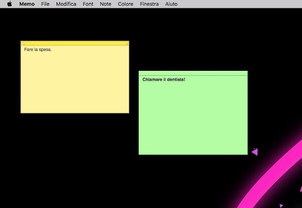 Creare post-it sul Desktop gratis