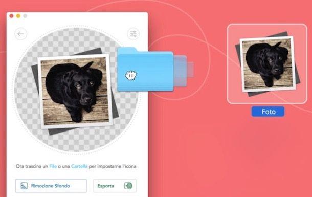 Come creare icone da immagini