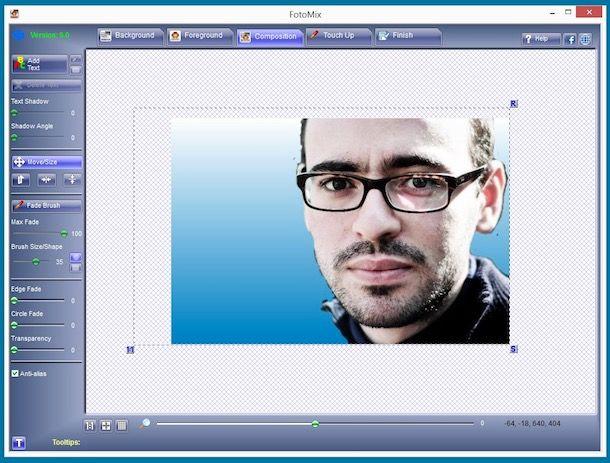 Come fare dei fotomontaggi con proprie foto