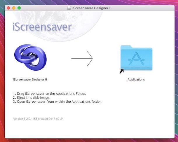 Come creare uno screensaver