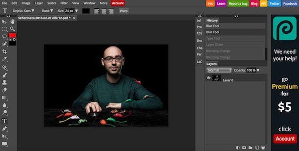 Modificare Foto Online Ecco Come Salvatore Aranzulla