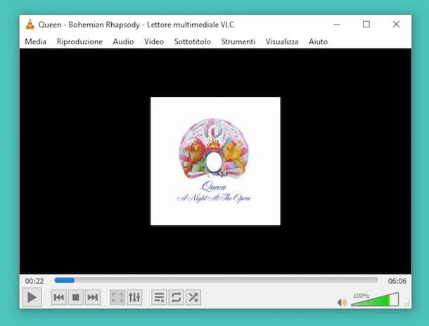 effetti grafici windows media player gratis