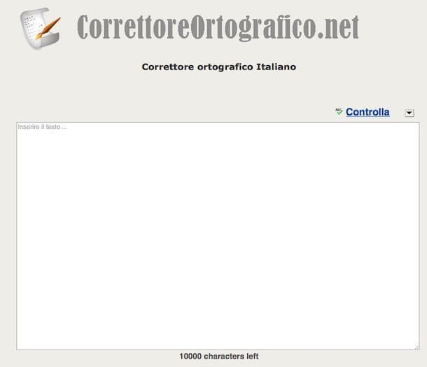 Correttore ortografico italiano per Windows