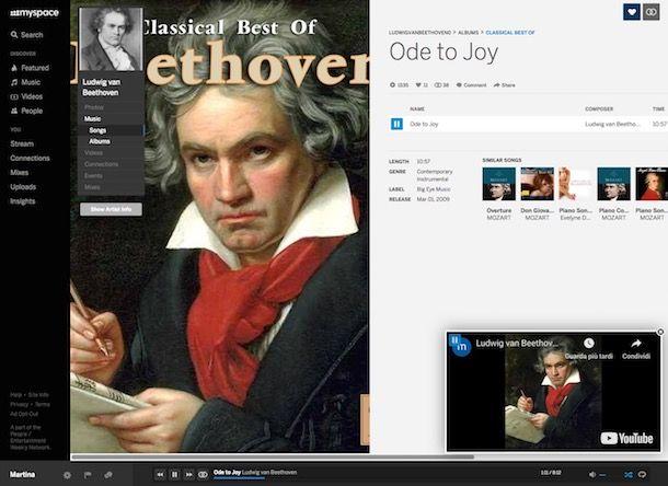 Come scaricare MP3 da MySpace