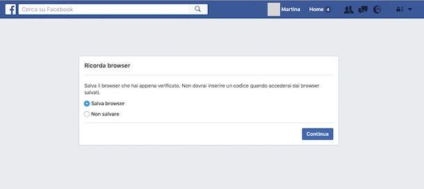 Come scoprire chi entra nel tuo Facebook