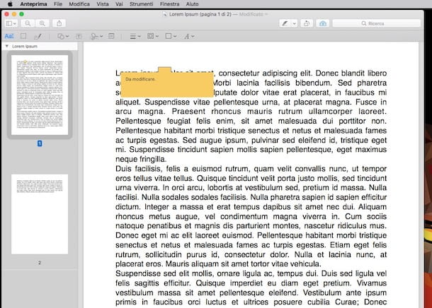 Come modificare un PDF gratis
