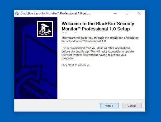 Come spiare computer