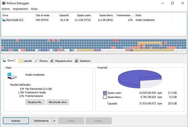 Come deframmentare il pc salvatore aranzulla - Download er finestra ...