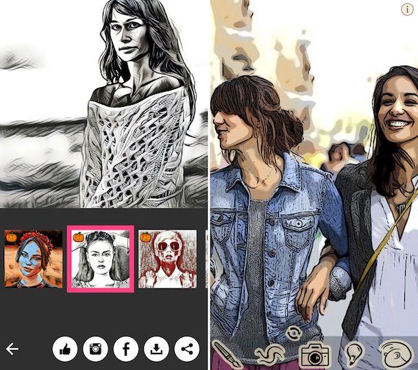 Come Trasformare Una Foto In Un Disegno Da Fumetto