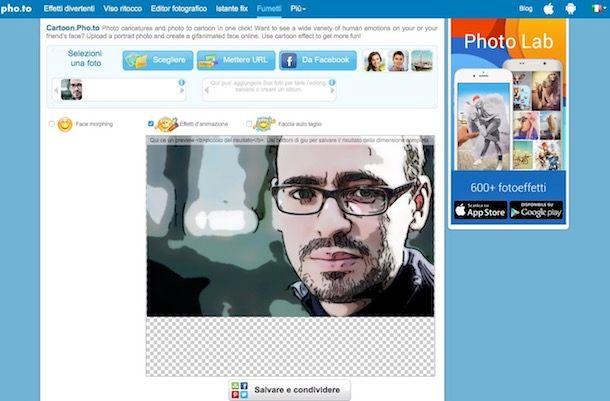 Come creare fumetti con le proprie foto