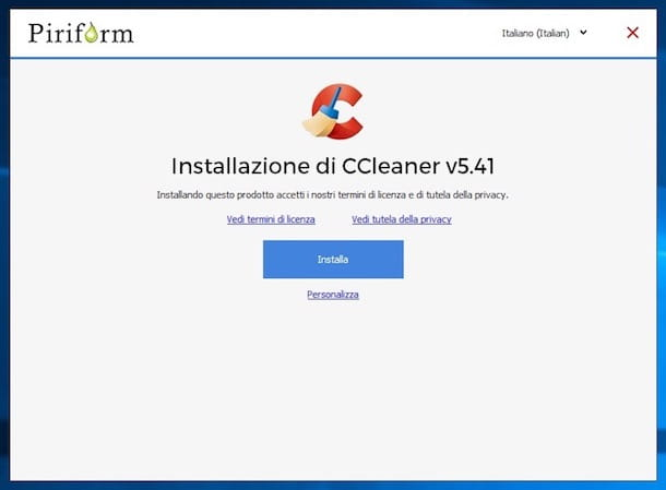 Come eseguire un backup del registro di sistema