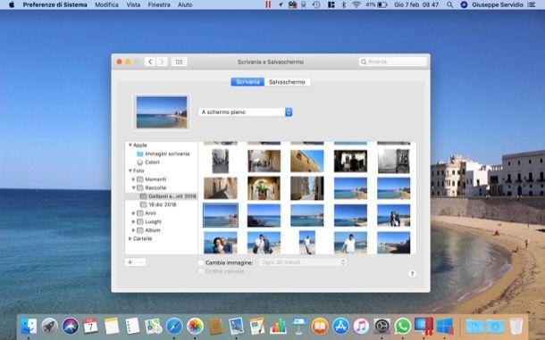 sfondi a tutto schermo per desktop