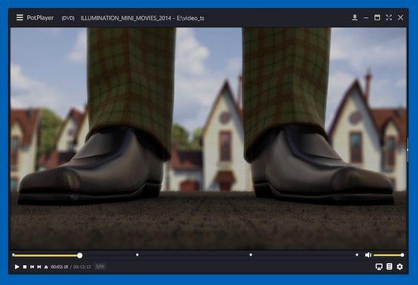 Come guardare DVD sul PC