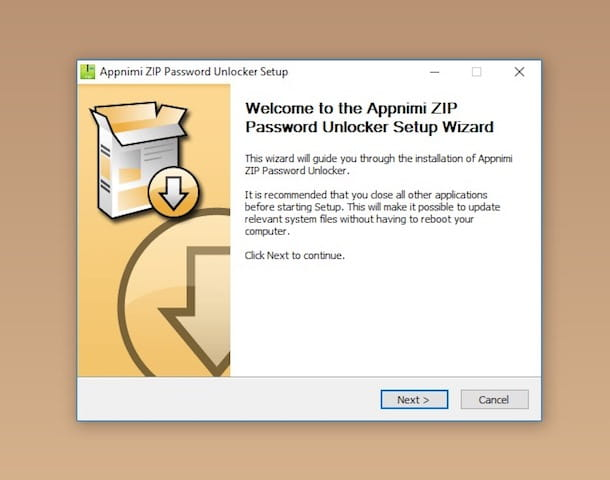Come trovare la password di un file ZIP