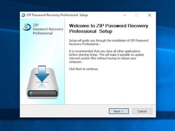 Come trovare la password di un file ZIP