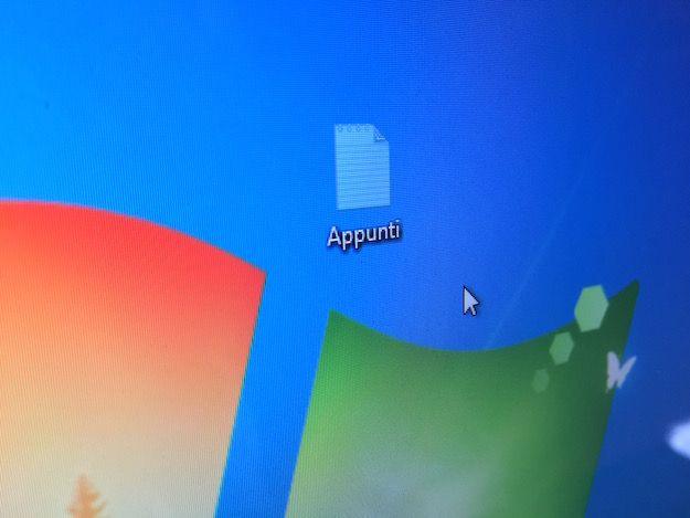 Come visualizzare file nascosti Windows 7