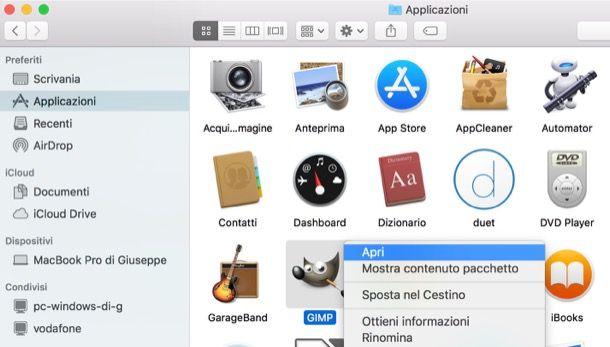 SCARICA GIMP 2.6 GRATIS IN ITALIANO
