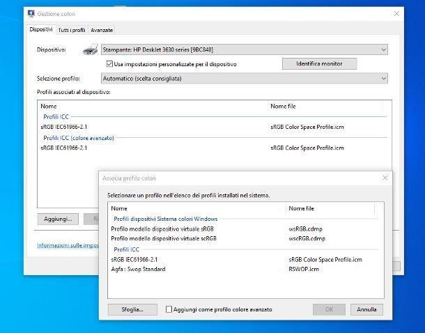 Come calibrare la stampante Windows 10
