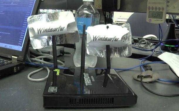 Come amplificare il segnale wireless