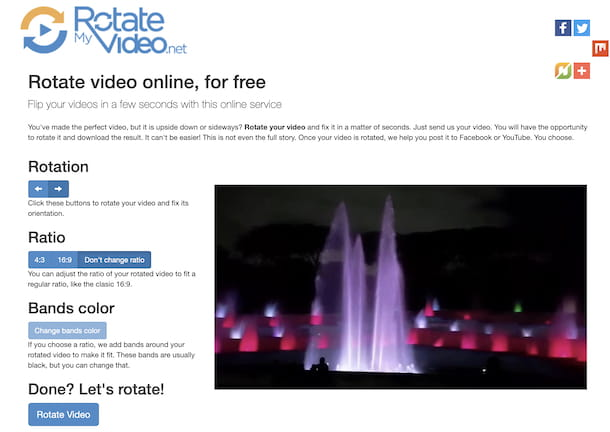 Rotate My Video