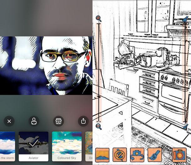 Come trasformare una foto in un disegno