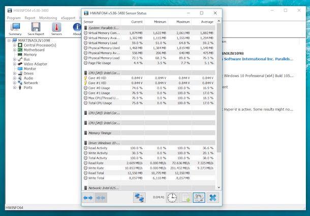 Come monitorare la temperatura del PC