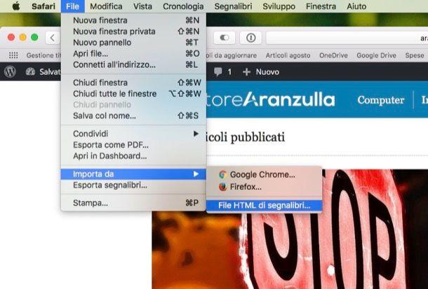 Come salvare i preferiti di Chrome