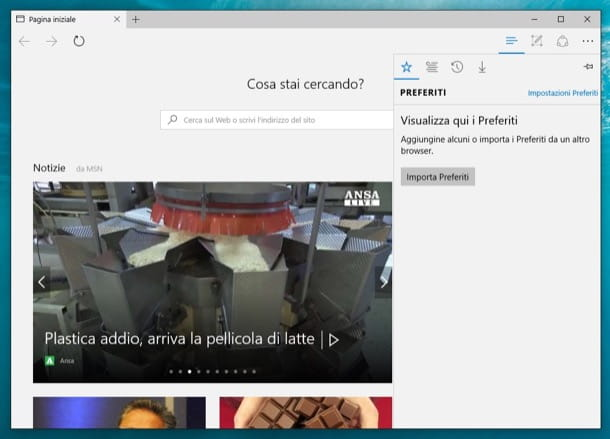 Come salvare i preferiti di Chrome