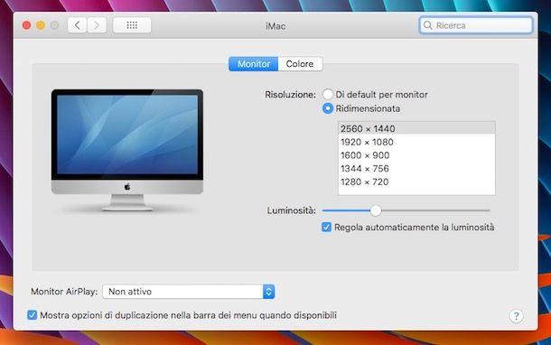 Come zoomare lo schermo del PC