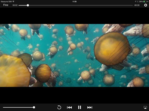 Aprire MKV su iPad