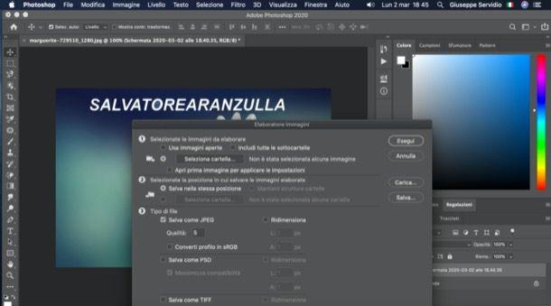 Firmare con Photoshop su PC